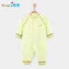 YOUQI Quality Baby Boy Clothes Girl Rompers Unisex Newborn Toddler Infant Costumes 3 6 18M Pajamas Clothing Autumn Baby Clothes накладной светильник дубравия полина 106 11 22 1