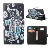 MOONCASE ЧЕХОЛДЛЯ Samsung Galaxy Note 5 Flip PU Leather Fold Wallet Card Slot Kickstand Back [Pattern series] /a15 mooncase чехол для samsung galaxy note 5 leather flip wallet style and kickstand case cover [cute pattern] design a09
