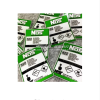 High quality For Nos N2o Reflective car sticker and decals cool modified accessories green