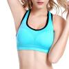 Женская одежда для фитнеса Мягкая компрессия Спортивный бюстгальтер Top Sportswear Elastic Crop Top