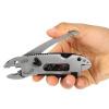 Многофункциональный инструмент Регулируемый гаечный ключ Щелевая отвертка Плоскогубцы Нож инструмент Set Survival Gear Tool