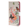 MOONCASE Butterfly style Leather Wallet Flip Card Slot Stand Pouch чехол для Huawei Ascend Y600 A02 стоимость