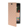 MOONCASE Slim Leather Side Flip Wallet Card Slot Pouch Stand Shell Back ЧЕХОЛДЛЯ Nokia Lumia 830 Beige mooncase business style leather side flip wallet card slot pouch stand back чехол для nokia lumia 630 red