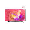Телевизор-pranen / LED-телевизор 43PR-HT5-DVB--T2-1080p плотского экрана / HDMI USB RCA (разъем) L&R отправка из ru телевизор pranen смарт wifi телевизор 65gh smh14 4k ultra hd плотского экрана 4сpu процессора hdmi usb