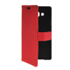 MOONCASE Slim Leather Side Flip Wallet Card Slot Pouch with Kickstand Shell Back чехол для Samsung Galaxy A7 Red mooncase slim leather side flip wallet card slot pouch with kickstand shell back чехол для samsung galaxy a7 sapphire