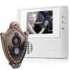 2.8 LCD цифровой глазок дверной звонок видео глаз Цвет ИК-камеры