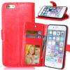 MOONCASE чехол для Apple, iPhone 4/4S/ 5/5S 6/6s /6 Plus/ 6s Plus Фолио Флип Слот кожаный бумажник карты и складная подставка Feature крышки мешка ld7530pl ld7530 sot23 6