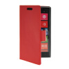 MOONCASE Slim Leather Side Flip Wallet Card Slot Pouch Stand Shell Back ЧЕХОЛДЛЯ Nokia Lumia 930 Red mooncase business style leather side flip wallet card slot pouch stand back чехол для nokia lumia 630 red
