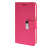 MOONCASE чехол для Samsung Galaxy Core 2 II Duos G355H Flip Leather Wallet Card Slot Bracket Back Cover Hot pink 1set dual fan rack mount pci slot cover bracket video card cooling for 80 90mm