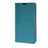 MOONCASE Leather Side Flip Wallet Card Holder Stand Shell Pouch ЧЕХОЛДЛЯ LG Joy H220 Blue зубр 35903 h220