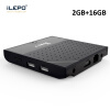 iLEPO KM8P Android 7.1 Smart TV Box Amlogic S912 Quad Core 64bit 4K WiFi 2.4GHz 100M LAN Set-top Media Player Box amlogic s805 quad core ott tv box 4k media player amlogic tv box kitkat 4 4 kodi android tv box 1gb 8gb set top box
