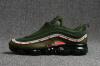 Новое прибытие Nike Air Max 97 Breathable Men's Running Shoes Спортивные кроссовки на открытом воздухе Классические туфли
