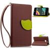 MOONCASE [оставляет магнитных] ремешок на запястье флип - пу - кожаный бумажник карту почты от назад дело прикрытия Acer Liquid Z220 смартфон acer liquid jade primo