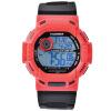Многофункциональные детские мужские часы PASNEW PSE-319 (черно-золотые)