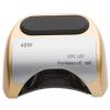 48ВТ про CCFL (флуоресцентная LED ногтей лечить Лампа УФ-гель Сушилка свет Таймер гель-лак розовый/золото haruyama гель лак 254