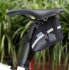Портативный Открытый велосипед Велоспорт седло мешок Хвост заднего сиденья Чехол для хранения