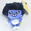 New Korean 12CM Plush Toy Doll Mini Doll Creative Doll Plush toy bag pendant doll mini girl doll children cloth doll Plush toy ba candice guo super cute plush animal doll small dog puppy big ear papa lay down stuffed toy birthday gift christmas present 1pc