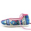 Женская обувь Neiliansheng ручной работы из ткани ручной работы в китайском стиле Удобно дышащая и переносная8284A