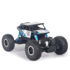 RC Car 1:18 4DW 2.4GHz Metal Rock Crawlers Rally Climbing Car Double Motors Bigfoot Car Remote Control Model Toys for Boys. dinosaurs model pterosaur dimorphodon classic toys for boys with retail box