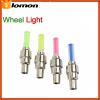 LED Bicycle Cycling Wheel Lights LED Tyre Tire Valve Caps Wheel Spokes Colorful light Waterproof Bike Accessories
