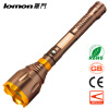 LED Flashlight Olight High Power Self Protection Car Charger Telescopic Torch 18650 Rechargeable Torchlight Waterproof