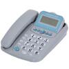 Connaught (CHINO-E) C028 возможностью поворота / Свободная батарея / добавочные стационарный телефон в офисе / дома стационарный телефон / стационарный фиксированный телефон серый стационарный