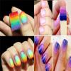 Фото 8шт Новая женщина салон ногтей макияж маникюр губки для акриловых ногтей искусство аксессуар аксессуар