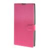 MOONCASE LG MAGNA , Leather Wallet Flip Card Holder Pouch Stand Back ЧЕХОЛ ДЛЯ LG MAGNA Hot pink
