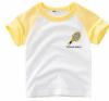 6 цветов 90-140 baby boys бутик милая футболка Fall raglans дети мальчики бадминтон ползунки мальчики летние топ футболки раганы