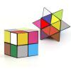 Дети 3D Cube игра головоломка Twist игрушка партия путешествия ребенка Creative Decompression Magic Box головоломка подарок игра головоломка recent toys cubi gami