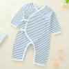 Одежда для новорожденных Детская одежда для девочек Хлопок Boy Romper с длинным рукавом Bodysuit 3 6 месяцев Одежда для пижамы одежда для новорождённых