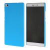 MOONCASE Huawei P8 Футляр Прорезиненные Резина Вернуться чехол для Huawei Ascend P8 синий mooncase жесткий прорезиненные резина оболочка вернуться защитная крышка чехол для huawei ascend y520 синий