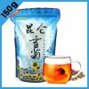 Органический хризантемы Чай Куньлунь Снег Дейзи Травяной чай Сушеный цветок Цветущий Ча для здоровья Красота Нижнее кровяное давление 150 г чая органический сушеный цветок персика цветочный бутон тао хуа ча естественный цветочный чай