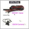 002 DVR HD ночного видения 170c камера заднего вида для автомобильного светодиода IP68 Водонепроницаемая камера заднего вида для 4-контактного видеорегистратора