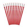 Утро (M & G) шестиугольник деревянные карандаши можно вырезать деревянный карандаш эскиз рисования карандашом красный учащемуся 12 держать канцелярские AWP35721