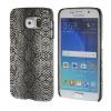 MOONCASE змеиной стиль жесткий Оболочка Вернуться Защитная крышка чехол для Samsung Galaxy S6 черный чехол deppa art case и защитная пленка для samsung galaxy s6 патриот крым ваш