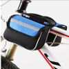 Qian Xu 2 велосипед передний край сумка горный велосипед дорожный велосипед велосипед сотовый телефон сумка велосипед передняя сум велосипед