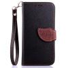 MOONCASE [оставляет магнитных] сальто кожаный бумажник карту почты от назад дело прикрытия Motorola Moto X (2nd generation)