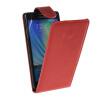 MOONCASE Smooth skin Leather Bottom Flip Pouch чехол для Samsung Galaxy A5 Red