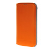 MOONCASE Simple Fashion Leather чехол для Wallet Flip Card Slot Holster Pouch Samsung Galaxy S6 Edge Orange mooncase simple fashion leather чехол для wallet flip card slot holster pouch samsung galaxy s6 edge dark blue