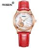 ROSDN Роскошные механические часы женские полые механические часы Женские дамы Автоматические часы Топ-бренд бренда Relogio Femini