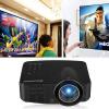 Excelvan Портативный светодиодный проектор WiFi Android 640 * 480 1 500 лм vivitek qumi q3plus офис проектор телефон внутренней батареи 500 лм миниатюрный портативный проектор
