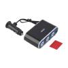 Автомобиль прикуривателя Splitter 12V / 24V с USB LED Light переключатель