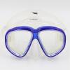 Whale Scuba Diving Маска очки Плавание Дайвинг оборудование Закаленное закаленное стекло Профессиональное 5-цветное стекло высокого качества