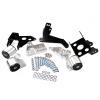 Racing Motor Engine Swap Mount Kit fit for K20 K24 96 97 98 99 00 CIVI* 48v 750w bafang 8fun bbs bbs02 bbs02b mid drive motor conversion kits for electric bike middle engine kit c961 c965 850c display