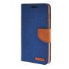 цена на MOONCASE Zenfone 5 , Leather Flip Wallet Card Holder Pouch Stand Back ЧЕХОЛ ДЛЯ ASUS Zenfone 5 A501CG Dark blue