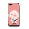 Прекрасный мультфильм животных собака свинья кролик чехол для Apple, iPhone 8 X 7 6 6S Plus 5 5S SE телефон случаях моды мягкой силиконовой крышкой ТПУ защитный чехол r just с креплением на велосипед для iphone 7 7 plus 6 plus 6s plus 6 6s 5 5s se