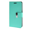 MOONCASE чехол для Samsung Galaxy Core 2 II Duos G355H Flip Leather Wallet Card Slot Bracket Back Cover Green аксессуар защитное стекло samsung galaxy galaxy core 2 duos sm g355h oltramax om gl 150