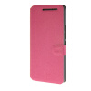 MOONCASE Ultra thin matte surface Leather Wallet Flip Holster Pouch Stand Back чехол для HTC One M9+ M9 Plus Hot pink m9 81