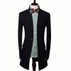 zogaa мужской костюм средней длины пальто zogaa мужской костюм средней длины пальто